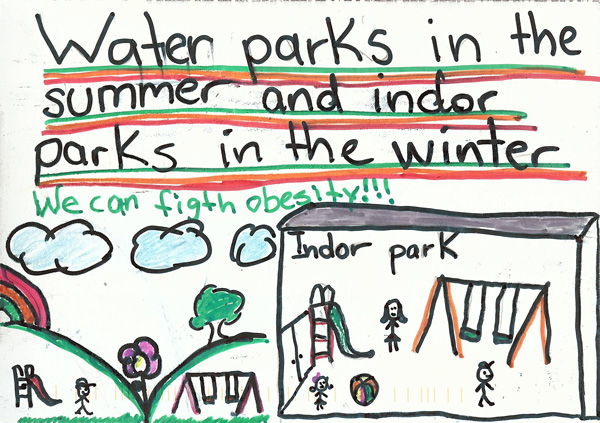 Parks, Indoor and Out